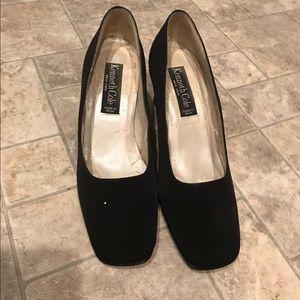 Black Kenneth Cole Office Shoe